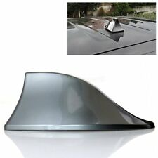 Shark-Fin Car SUV Grey Decorate Aerial Antenna with Cable FM/AM Signal for Honda