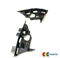 BMW NEW GENUINE E85 E86 Z4 FRONT RIGHT + LEFT BUMPER BRACKET HOLDERS PAIR SET