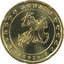 Ek // 20 Cent MONACO 2002