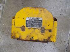 Minneapolis Moline Tractor Original Mm Pto Cover Shield