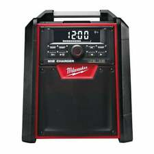 Milwaukee M18RC-0 18 V Radio Chargeur de Chantier Radio Avec Bluetooth Unité Seu...