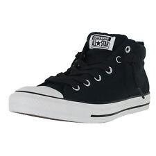 Converse All Star Street Mid 144640F Black Mens US size 8, UK 8
