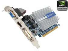 GIGABYTE HD Experience Series GeForce 210 DirectX 10.1 GV-N210SL-1GI 1GB 64-Bit