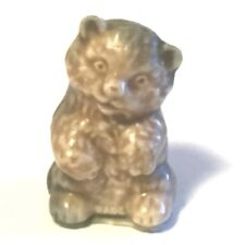 Wade Whimsy Figurine Vintage England Miniature Animal Cat Bear Hedgehog Kitten