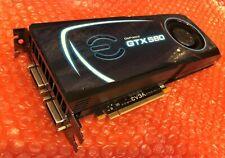 EVGA NVIDIA GeForce GTX 580 (015-P3-1580-B1) 1.5GB / 1.5GB (max) GDDR5 SDRAM