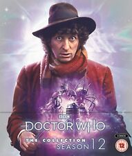 Doctor Who: The Collection - Season 12 Blu-ray SIGNED BY Tom Baker & Cast