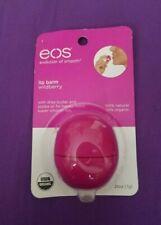 eos Organic Lip Balm Sphere, Wildberry, 0.25 oz