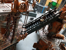Warhammer 40K Stairs - 2 pack -Compatible with Sector Mechanicus and many others