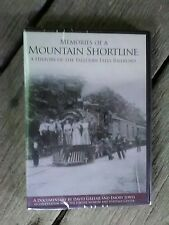 Memories Of A Mountain Shortline - A History of Tallulah Falls Railroad - DVD