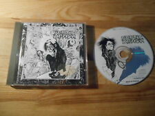CD Punk Septic Death - Attention (25 Song) SOUTHERN STUDIOS PUSMORT Pushead