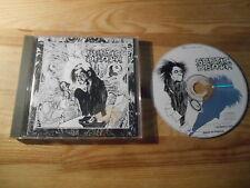 CD Punk Septic Death - Attention (25 Song) SOUTHERN STUDIOS PUSMORT Pushead