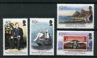Tristan da Cunha 2017 MNH Prince Alfred Visit 150th 4v Set Ships Royalty Stamps