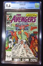 Avengers #240 (1984) CGC 9.6...Spider-Woman (Jessica Drew) & Morgan Le Fay app.