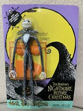 1993 NIGHTMARE BEFORE CHRISTMAS JACK SKELLINGTON HASBRO-RARE PACKAGE DESIGN READ