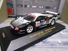 SALEEN S7R S7 R Fia GT Monza 2005 #20 Janus Stanco Fuchs Oil IXO 1:43