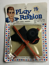 Vintage Totsy Fashion Doll Ski Accessories fits Ken and other 12 inch