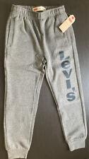 Levi's Big Boys Fleece Jogger Pants Size M