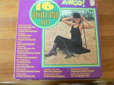 LP RECORD VINYL PIN-UP GIRL 16 DIXIELAND HITS BINGO PHILIPS