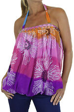 Bandeau Floral Tops & Shirts for Women , with Multipack
