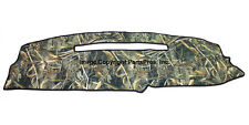 NEW Realtree Max-5 Camo Camouflage Dash Mat Cover / FOR 1997-99 CHEVY GMC C/K