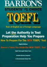 How to Prepare for the Toefl: Test of English As a Foreign Language (8th ed), Sh