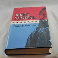 Mighty Stonewall; Frank Vandiver; Military; Quality Packaging Materials