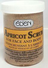 EDEN Scrub all'Albicocca per viso & corpo 8oz