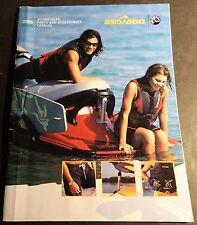 2005 Sea Doo Parts, Accessories, And Riding Gear Sales Catalog Brochure (313)