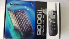 Nokia 9000il In Original Box, LockCode/Charger Original Battery - Very Rare