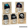 WWF beanies hats caps embroidered the rock stone cold undertaker HHH wrestling