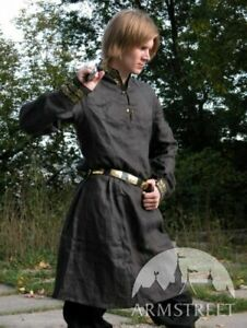 Medieval Celtic Tunic With Full Sleeves Renaissance Shirt SCA LARP Gift
