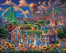 Wizard of Oz, Dowdle, 1000 pcs