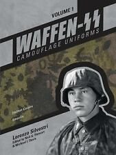 WW2 German Waffen-SS Camouflage Uniforms 1 Helmet Covers Smocks Reference Book
