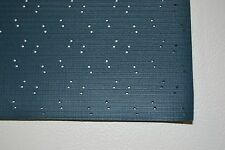 1964 64 1965 65 1966 66 PLYMOUTH BARRACUDA FASTBACK DK BLUE PERFORATED HEADLINER