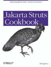 NEW Jakarta Struts Cookbook: Mastering Jakarta Struts, Solution by Solution