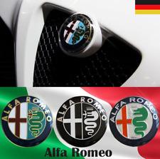 Alfa Romeo Emblem Front Kühlergrill Heckklappe 74mm*Spider,156,147,166,159,MiTo.