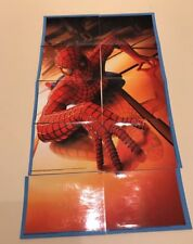 10 Topps Spider-Man Cards - Complete Set Mint Condition