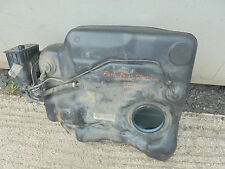 FORD FOCUS 1998-2000 PETROL FUEL TANK (QUICK RELEASE PIPE TYPE)