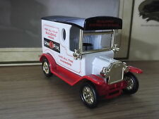 Lledo Promotional SP6114, Model T Ford Van, Unifix, Building Fixing Systems
