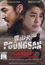 Poongsan (2011) Korean Movie DVD _ English Sub _ Region 0 _ Yoon Kye-Sang