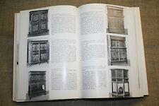 Bilderlexikon alte Möbel, Möbelstile, Sitzmöbel, Kastenmöbel 13.-19. Jahrhundert