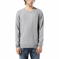 DIESEL K CELEBER Mens Sweatshirt Crew Neck Long Sleeve Casual Pullover Jumper