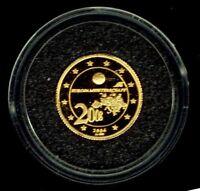 Die kleinsten Goldmünzen der Welt,Welt/Europameisterschaft 2006/08,Coins,Top Rar