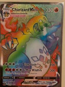 Pokemon Mystery Custom Pack - Lottery - Vmax Charizard 74/73 - Read Description!