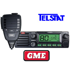 GME TX4500S DIN SIZE 5 WATT 5W 80 CHANNEL UHF RADIO HIGH GRADE FOR CAR 4WD TRUCK