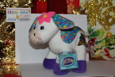WEBKINZ ROCKERZ COW.COMES WITH SEALED/UNUSED CODE/TAG-NICE GIFT