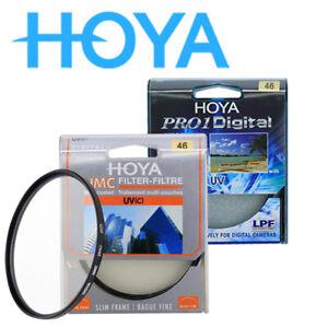 HOYA HMC UV(C) combination  HOYA PRO1 UV  46mm multi-coated ultra-thin filter