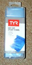 Tyr Dry-Off Sport Towel - Brand New Still in Plastic - Great for Swimmers
