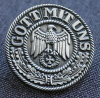 1939 GERMAN IRON CROSS PIN BADGE GOTT MIT UNS WW2 ARMY WEHRMACHT