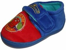 Kids Boys Novelty Chuggington Cartoon Character Slipper (Child UK 8)